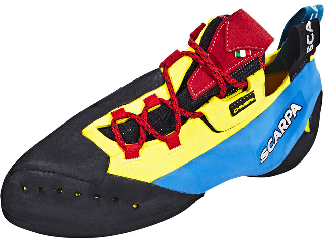 Scarpa Chimera Climbing Shoes Unisex yellow/black